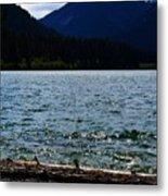 Clear Lake Washington Metal Print