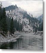 Clearwater River Metal Print