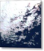 Cloud 14 Metal Print