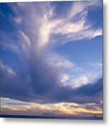 Cloud Formations Metal Print by Mary Van de Ven - Printscapes