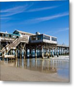 Cocoa Beach Florida Metal Print