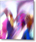 Color Dance Metal Print