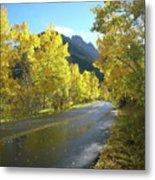 Colorado Byway Metal Print