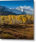 Colorado Fall II Metal Print