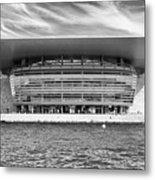 Copenhagen Opera House Metal Print