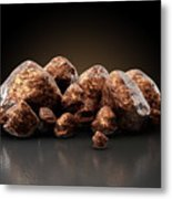 Copper Nugget Collection Metal Print