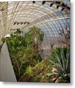 Crystal Bridge Metal Print