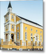 Curacao - Office Of The Public Prosecutor Metal Print