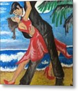 Dance With Me Make Me Sway Metal Print