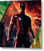 Daredevil Collection Metal Print