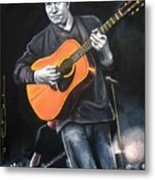 Dave Mathews Band Metal Print