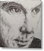 David Byrne  Metal Print