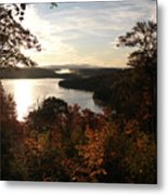 Dawn At Algonquin Park Canada Metal Print
