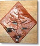Depths - Tile Metal Print