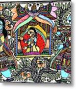 Doli Kahar Metal Print