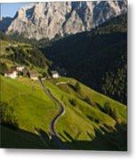 Dolomiti Landscape Metal Print