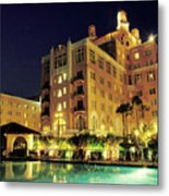 Don Cesar Beach Resort Hotel Metal Print