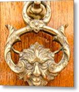 Door Knobs Of The World 54 Metal Print
