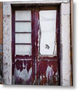 Door No 7 Metal Print