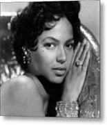 Dorothy Dandridge, Circa 1959 Metal Print by Everett