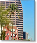 Downtown Phoenix Metal Print