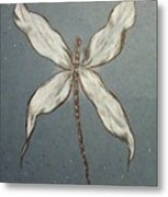 Dragonfly Metal Print by Ginny Youngblood