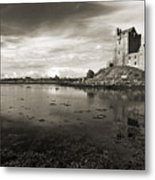 Dunguaire Castle Kinvara Co Galway Ireland Metal Print