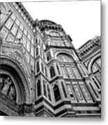 Duomo De Florencia Metal Print