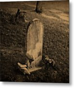 Dust To Dust Metal Print