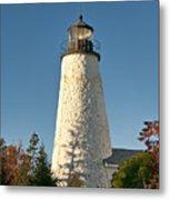 Dyce Head Lighthouse Metal Print