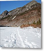 Eagle Cliff  - White Mountains New Hampshire Usa Metal Print