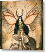 Earth Faery  Metal Print