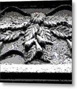 Embellishment Series Metal Print