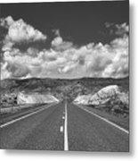 Endless Wyoming  Metal Print