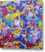 Energie Patrons 2 Metal Print