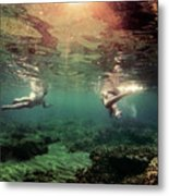 Escape Metal Print