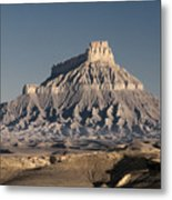 Factory Butte 0562 Metal Print