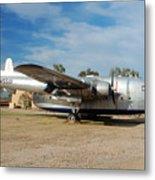 Fairchild Flying Boxcar N15501 Buckeye Arizona Metal Print