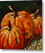 Fall Whisper Metal Print by Vickie Warner