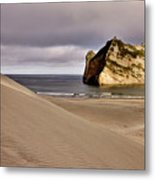 Farewell Spit New Zealand Metal Print