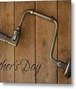 Fathers Day Metal Print