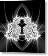 Fibonacci Beetle  Metal Print