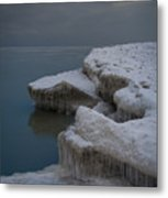 Fifty Point Metal Print