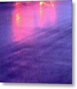 Film Noir Homage Blade Runner 1982 Casa Grande Arizona 2004 Metal Print