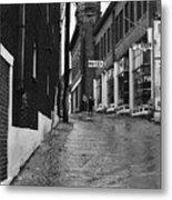 Film Noir Sylvia Sidney Lee Marvin Violent Saturday 1955 1 Brewery Gulch Bisbee Arizona 1967 Metal Print