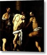 Flagellation Of Christ Metal Print