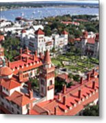 Flagler College Metal Print