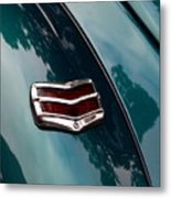 Ford Taillight Metal Print