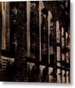Forlorn Abstraction Metal Print