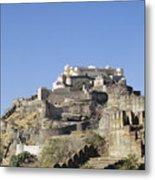 Fort Kumbhalgarh Metal Print